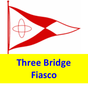 Three Bridge Fiasco Inaugural Event @ NAVSTA Marina
